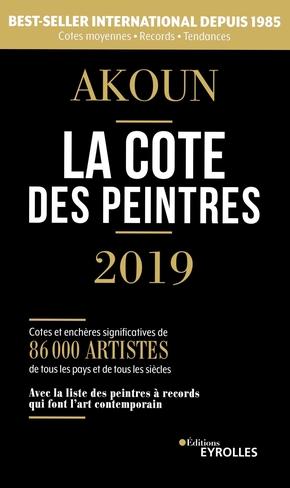 J.-A.Akoun- La cote des peintres 2019