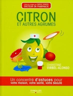 Christine Virbel Alonso- Citron et autres agrumes