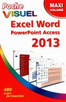 Excel, Word, Powerpoint, Access 2013