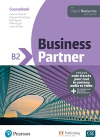 Business partner - B2 - Manuel et ressources web