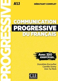 Communication progressive débutant complet 3ed + cd