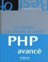 E.Daspet, C.Pierre de Geyer - PHP avancé