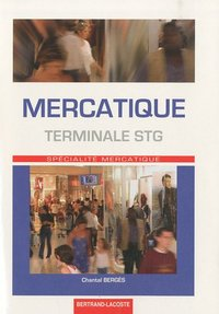 Mercatique Terminale STG