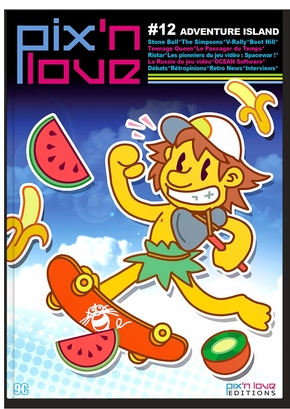 Pix'n Love n° 12 - Adventure Island