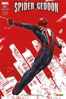 Spider-geddon (fresh start) n 1 - variant excalibur