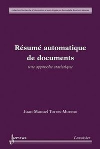 Résumé automatique de documents
