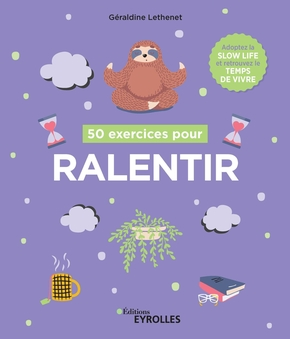 G.Lethenet- 50 exercices pour ralentir