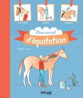 Astrid Lauzet - Mon carnet d'équitation