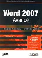 Patrick Morié - Word 2007 avancé