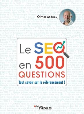 O.Andrieu- Le SEO en 500 questions