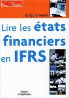 Grégory Heem - Lire les états financiers en IFRS