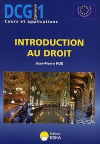 Introduction au droit - DCG 1- Cours et applications