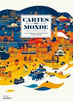 Cartes du monde - selon 90 graphistes & illustrateurs contemporains