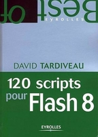 120 scripts pour Flash 8