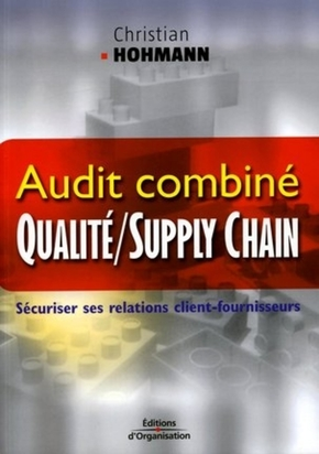 Audit combiné - quality / supply chain