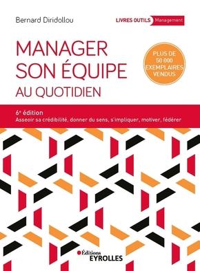 B.Diridollou- Manager son équipe au quotidien
