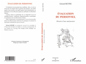 Evaluation du personnel