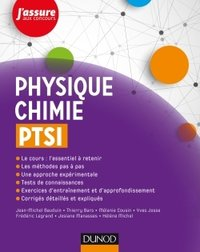 Physique-chimie - PTSI