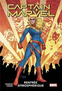 Captain marvel - Tome 1