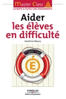 Sandrine Maury - Aider les élèves en difficulté