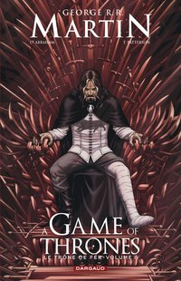 A game of thrones - le trône de fer - Tome 4