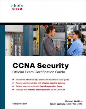 CCNA Security Official Exam Certification Guide (Exam 640-553)