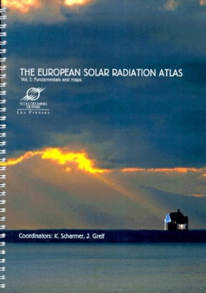 The European Solar Radiation Atlas - Volume 1