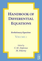 HANDBOOL OF DIFFERENTIAL EQUA-TIONS VOL5 ED 2009 CDE CLIENT