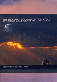 The European Solar Radiation Atlas - Volume 2