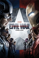 Captain america ; civil war ; prélude