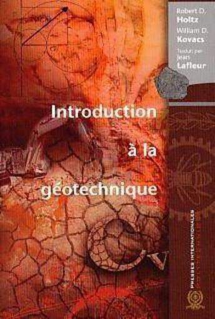 TÉLÉCHARGER INTRODUCTION A LA GEOTECHNIQUE HOLTZ