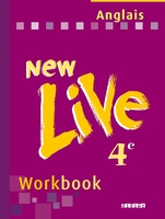 New live 4e lv1 - cahier d'exercices