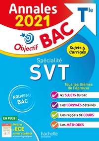 Annales bac 2021 spé svt term