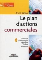 Le plan d'actions commerciales