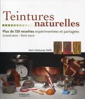 Delaunay-Delfs, Karine - Teintures naturelles