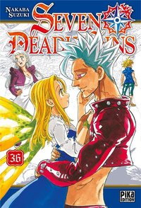 Seven deadly sins - Tome 6