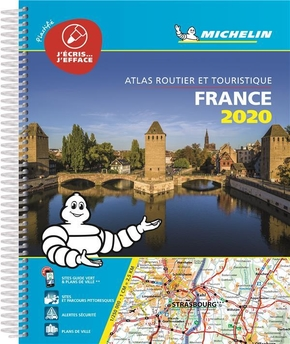Atlas france plasifiée 2020