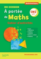 Le nouvel A portée de maths CM2