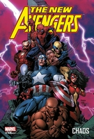 New avengers - Tome 1 (rev)