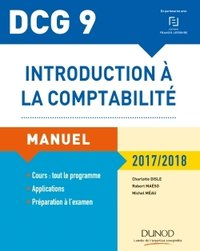 DCG 9 - Introduction à la comptabilité - 2017/2018