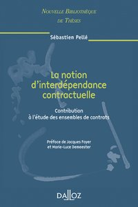 La notion d'interdépendance contractuelle