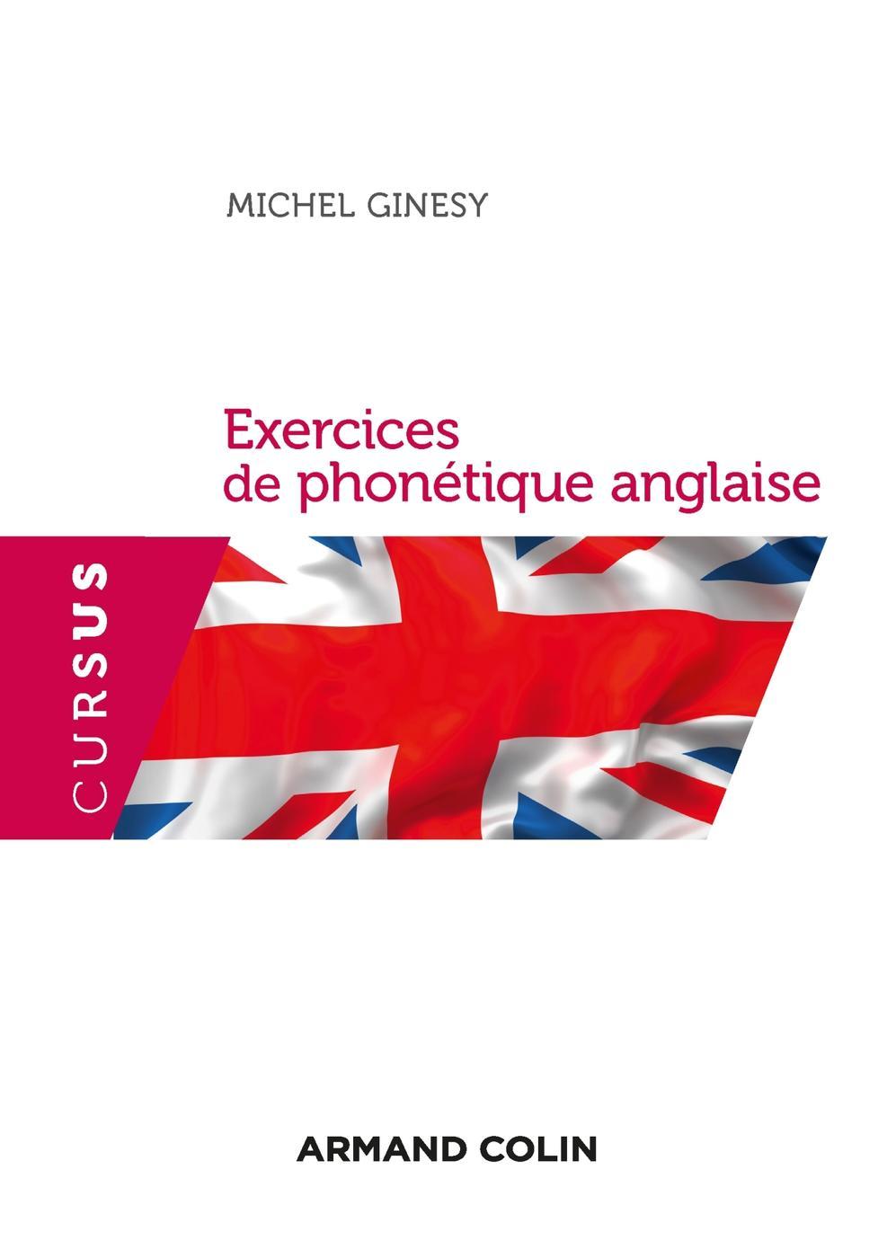 Exercices de phonétique anglaise - M.Ginesy - Librairie ...