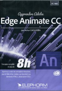 Apprendre Adobe Edge Animate CC