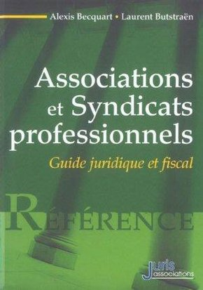 Associations et syndicats professionnels
