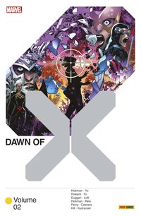 Dawn of x vol. 02
