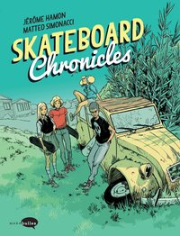 Skateboard chronicles