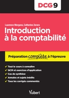 Dcg.9 introduction à la comptabilité