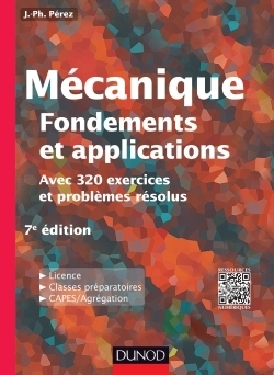 Mécanique - Fondements et applications
