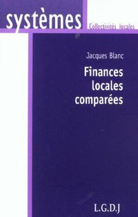 Finances locales comparées