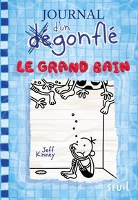 Journal d'un dégonflé, Tome 15. le grand bain